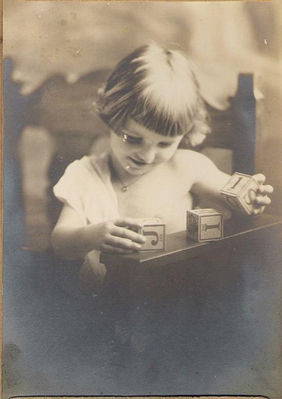 Crystal Barrow, ~ 1919