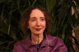 Joyce Carol Oates by Shawn, CC BY-NC 2.0