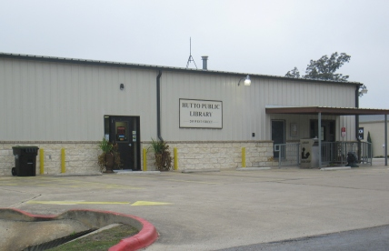 Hutto Public Library building