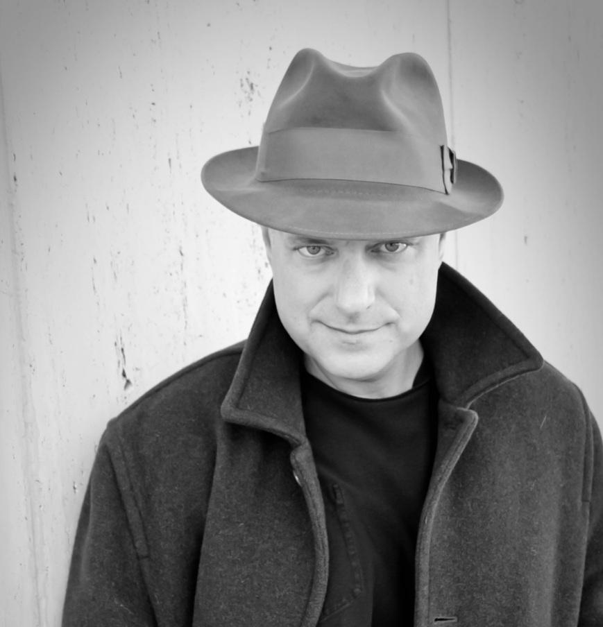 Mark Pryor, Author of the Hugo Marston mystery novels