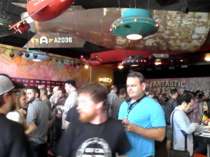 Madding Crowd at Fantastic Fest 2015