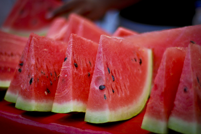 """watermelon"" by Harsha K R is licensed under CC-BY-SA-2.0"