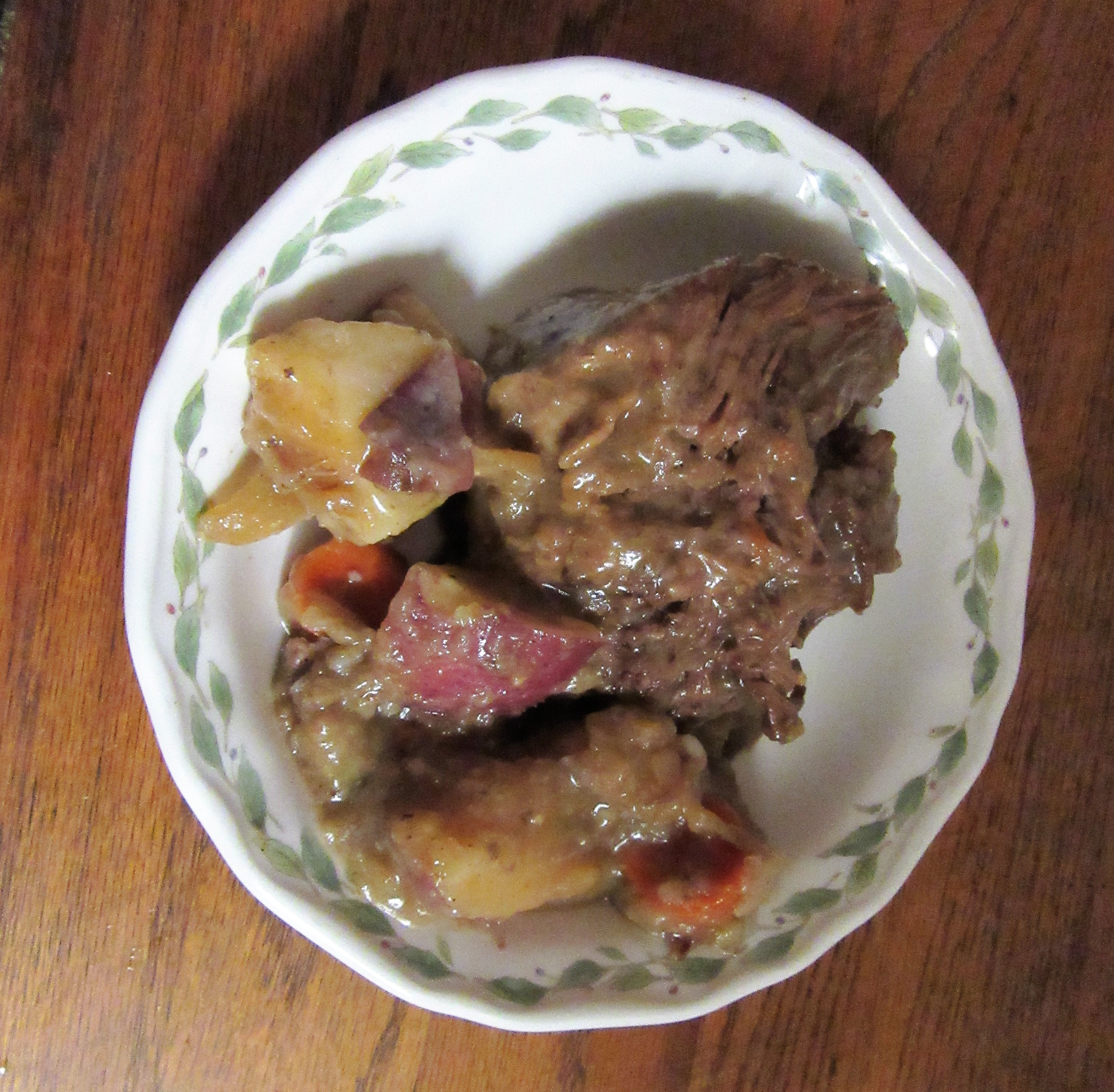 """""""Pot Roast"""" is licensed by Kathy Waller under CC BY-NC-SA 2.0."""
