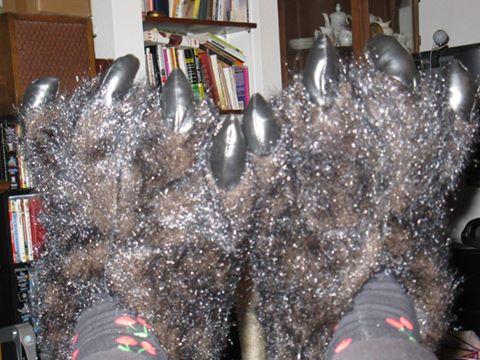 2012 bear feet