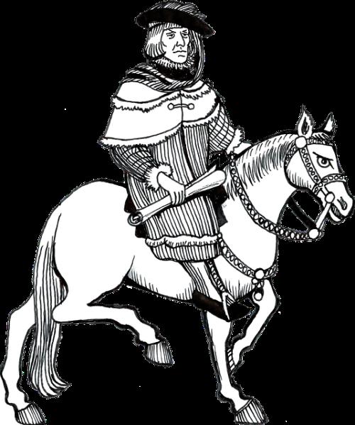 2018-09-29 canterbury pilgrim pixabay cc0 chaucer-3306450_640